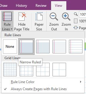 rule-lines