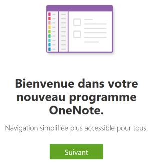 Nouveau OneNote